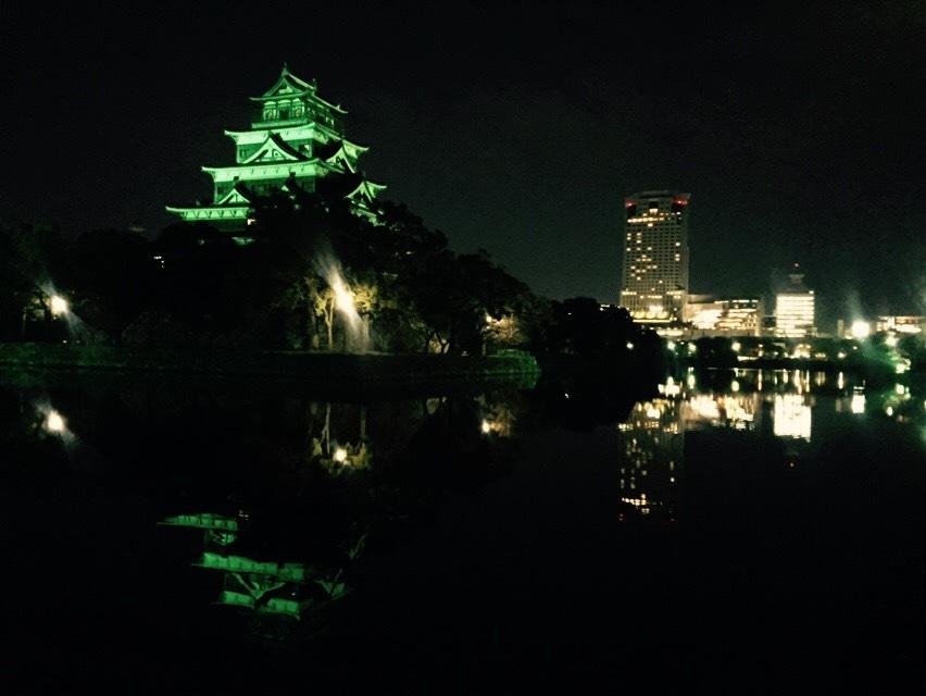 hiroshima castle 2017-2