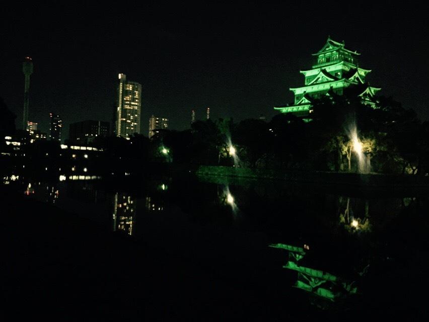 hiroshima castle 2017-5